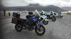 View point at Loch Broom