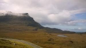 Near Lochinver