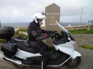 The most Northerly Burgman in the UK!